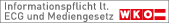 Informationspflicht laut ECG und Mediengesetz